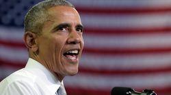 Ο Μπάρακ Ομπάμα αφηγήθηκε την καλύτερη ιστορία τρόμου για το