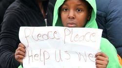 Απομακρύνθηκαν και τα τελευταία παιδιά πρόσφυγες από την «Ζούγκλα» του