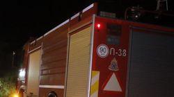 Έκρηξη μηχανισμού με γκαζάκια σε κτίριο στα Άνω Πατήσια το