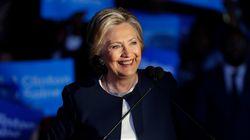 Με διαφορά τεσσάρων μονάδων προηγείται η Χίλαρι Κλίντον, σύμφωνα με