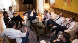 Τσίπρας σε νέους υπουργούς: «Η κοινωνία περιμένει να κομίσετε το