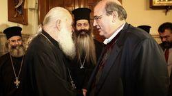 Φίλης: Δεν σκοπεύω να ακολουθήσω τον Αρχιεπίσκοπο Ιερώνυμο, προτιμώ όσα είπε στον Άη