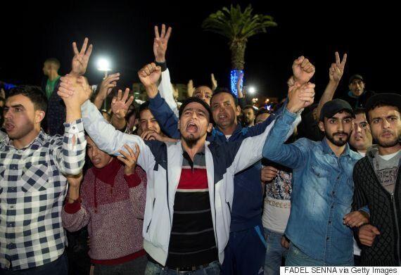 Μαρόκο: Συνεχίζονται οι διαδηλώσεις για τον ψαρά που τον συνέθλιψε κατά λάθος απορριμματοφόρο έπειτα...