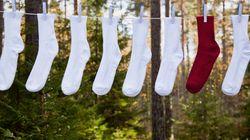Γιατί χάνονται οι κάλτσες στο πλυντήριο; Οι επιστήμονες λύνουν το