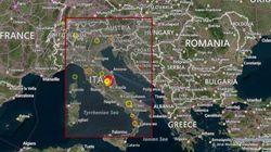 Ισχυροί σεισμοί στην κεντρική