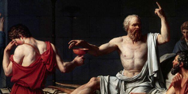 Ένας διάλογος Σωκράτη -