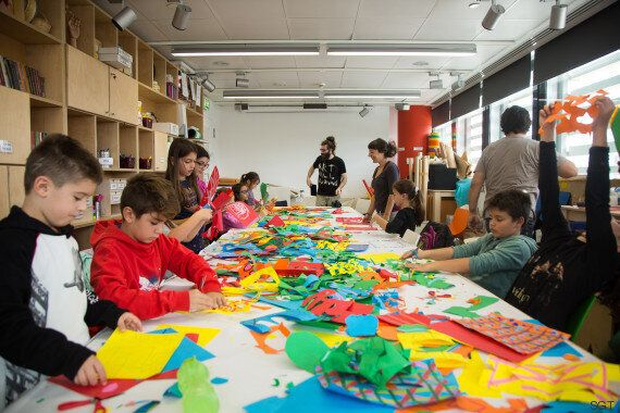 Εκπαίδευση στη Στέγη: Δείτε το νέο εκπαιδευτικό πρόγραμμα 2016-17 για μικρούς και