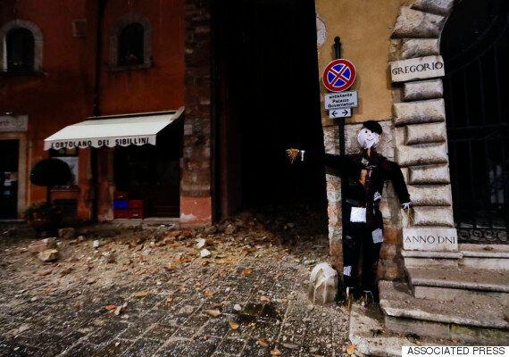Ένας νεκρός και σκηνικό βιβλικής καταστροφής από τον τριπλό σεισμό στην