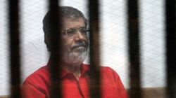 Επικυρώθηκε η 20ετής ποινή κάθειρξης σε βάρος του Μόρσι από δικαστήριο του