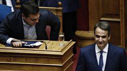 Προς μετωπική Τσίπρα-Μητσοτάκη στη Βουλή για τις