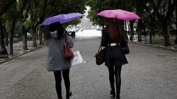 Ισχυρές βροχές και καταιγίδες το