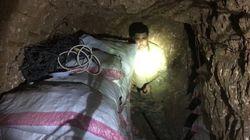 Πεσμεργκά ανακάλυψαν έξω από τη Μοσούλη υπόγεια τούνελ ελεύθερων σκοπευτών του Ισλαμικού Κράτους