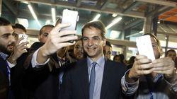 Selfies με τον πρόεδρο, κόρνες και ξεχωριστές παρουσίες. Όλα όσα «είδε» ο φωτογραφικός φακός στο Συνέδριο της