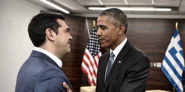 Τι θα συζητήσουν Τσίπρας και Ομπάμα. Πώς αξιολογεί το Μαξίμου την επίσκεψη του προέδρου των ΗΠΑ στην