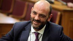 Εκτός κοινοβουλευτικής ομάδας του Ποταμιού ο Ιάσων Φωτήλας μετά την κριτική για την πορεία του
