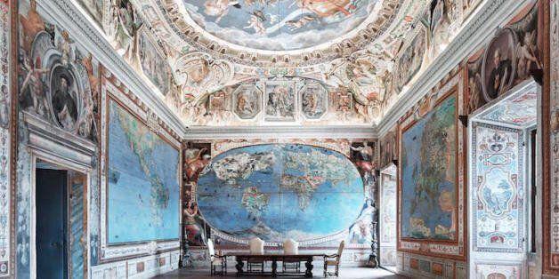 Μια βόλτα μέσα στα πιο συναρπαστικά κτίρια της Ιταλίας και τους κρυμμένους θησαυρούς