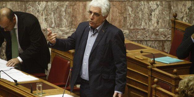 Παρασκευόπουλος: Βάσει Συντάγματος δεν είναι δυνατή μεταβολή του ορίου ηλικίας συνταξιοδότησης των