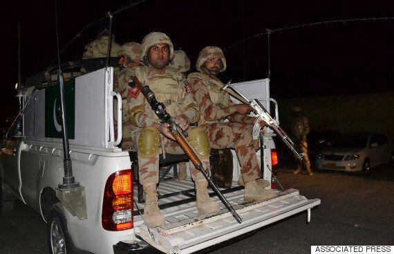 Δεκάδες νεκροί από επίθεση του Ισλαμικού Κράτους σε αστυνομική ακαδημία του
