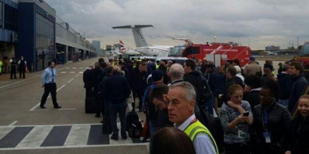 Συναγερμός στο αεροδρόμιο «London City». Εκκενώθηκε μετά από «χημικό