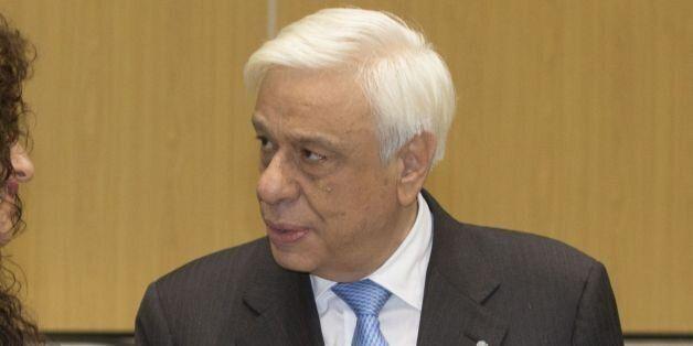 Παυλόπουλος: Η Ελλάδα δεν θα ανεχτεί αμφισβήτηση της εθνικής κυριαρχίας. Όχι σε λύση συνομοσπονδίας στο