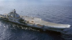 «Πονοκέφαλοι» στη Δύση από την κάθοδο ισχυρής ρωσικής ναυτικής δύναμης με αεροπλανοφόρο στη