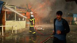 Η εκκένωση της «Ζούγκλας» ολοκληρώθηκε, αναφέρει η νομάρχης του