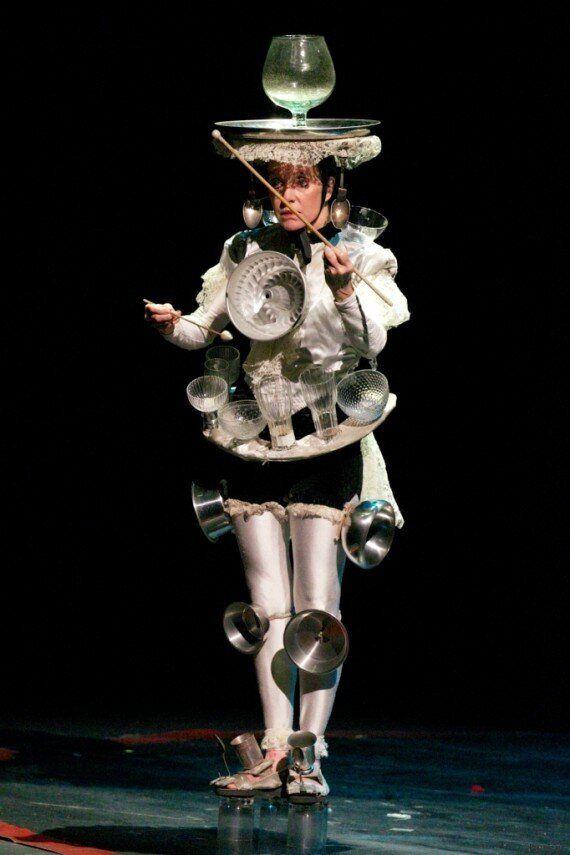 Το Αόρατο Τσίρκο: Μια νεράιδα ακροβάτισσα κι ένας γοητευτικός μάγος έρχονται στο