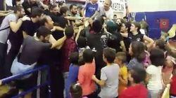 Παίκτριες, οπαδοί και μικροί πρόσφυγες πανηγύρισαν μαζί σε ματς του Αστέρα