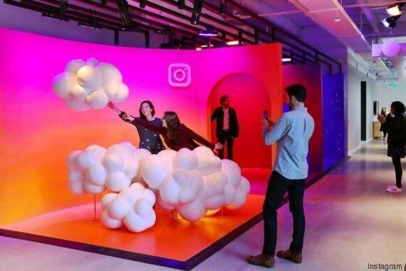 Τα νέα γραφεία του Instagram είναι ένας μικρός εργασιακός