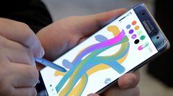 Κινητό Samsung Note 7 που αντικατέστησε ελαττωματικό μοντέλο άρχισε να βγάζει καπνούς εντός