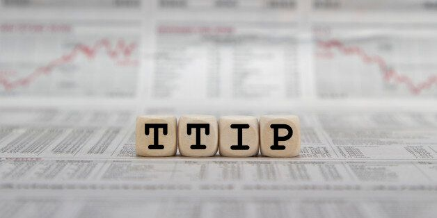 TTIP: Ο Δούρειος Ίππος των ΗΠΑ στην