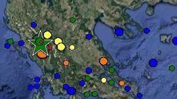 Λέκκας: «Δεν μπορούμε να προδιαγράψουμε εάν θα εκδηλωθεί μεγαλύτερος σεισμός ή εάν ήταν ο