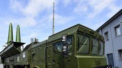 Η Ρωσία μετακίνησε πυραύλους Iskander-M στο Καλίνινγκραντ. Μήνυμα στο