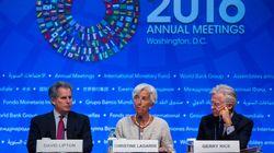 Λαγκάρντ: Οι όροι συμμετοχής του ΔΝΤ στο ελληνικό πρόγραμμα δεν έχουν