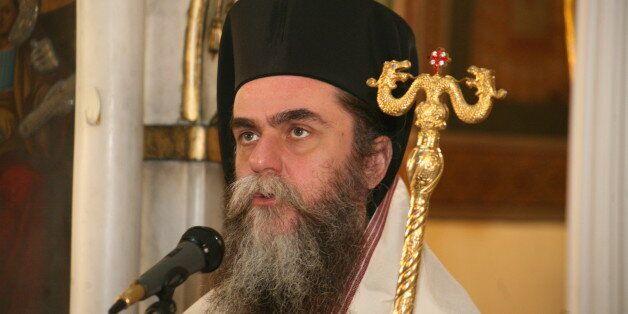 Νέος μητροπολίτης Άρτης, ο επίσκοπος Επιδαύρου