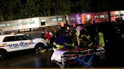 Εκτροχιασμός τρένου με 29 τραυματίες στις
