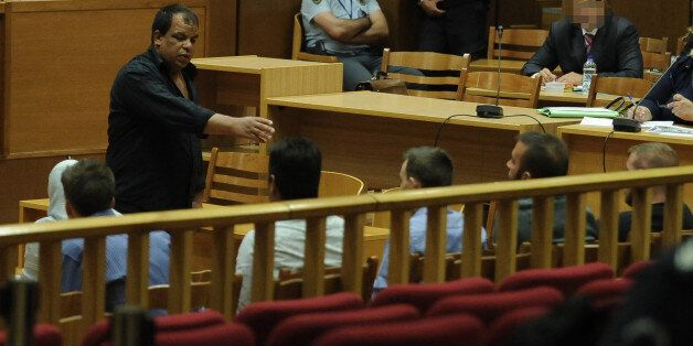 Ακόμη έναν κατηγορούμενο αναγνώρισε ο Αιγύπτιος που καταθέτει στη δίκη της Χρυσής Αυγής για την επίθεση...