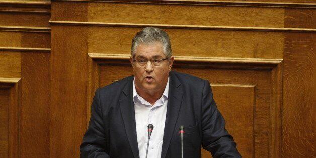 Κουτσούμπας: Ο ΣΥΡΙΖΑ ξεπέρασε τον δάσκαλο που ήταν η