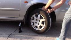 Πώς θα βάλετε μπροστά αυτοκίνητο με νεκρή μπαταρία χρησιμοποιώντας απλώς ένα