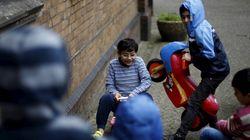 Γερμανοί απείλησαν με μαχαίρι παιδιά Σύριων προσφύγων. Φώναζαν ακροδεξιά