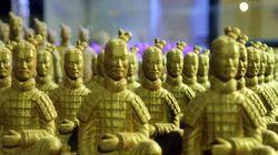 Αρχαίοι Έλληνες στην αρχαία Κίνα (πιθανόν) μέσω