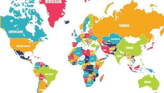 Μόνο το 10% των ανθρώπων μπορούν να εντοπίσουν τα λάθη σε αυτό τον παγκόσμιο