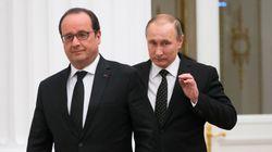 Ο Πούτιν προγραμματίζει επίσκεψη στο Παρίσι, παρά την διστακτική στάση του