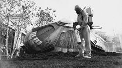 ΗΠΑ: «Πάρτι» συνωμοσιολόγων με εικόνα UFO στην πολιτεία Ουάσινγκτον- λένε ότι εξωγήινοι έχουν μόνιμες βάσεις στη