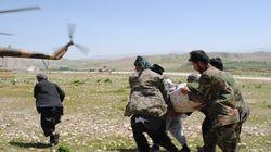 Επτά νεκροί από συντριβή στρατιωτικού ελικοπτέρου στο