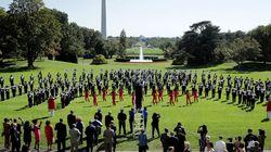 Ο Μπαράκ Ομπάμα εγκαινίασε το πρώτο μουσείο Αφροαμερικανικής ιστορίας περνώντας ένα σημαντικό