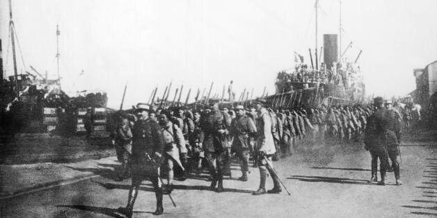 Δεν είναι η Συνθήκη της Λωζάνης: Είναι η Συμφωνία Sykes-Picot