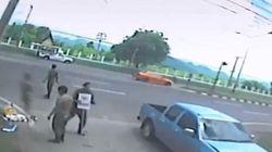 Αμφιλεγόμενο βίντεο: H «ψυχή» μιας γυναίκας αφήνει το σώμα της μετά από τροχαίο