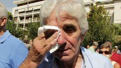 ΕΛΑΣ: Προκαταρκτική για τα χημικά στην πορεία των συνταξιούχων στο