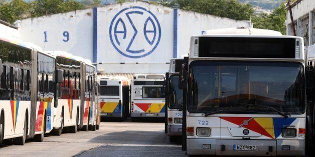 Θεσσαλονίκη: Λήξη της επίσχεσης εργασίας στον ΟΑΣΘ. Ξανά στους δρόμους τα λεωφορεία μετά από 12